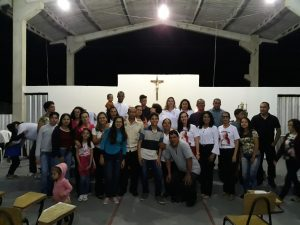 Festa do Padroeiro da Comunidade São João Paulo II