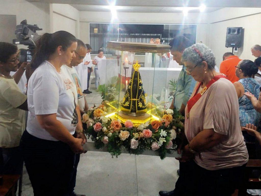 6º Dia da Novena na Comunidade São Marcos