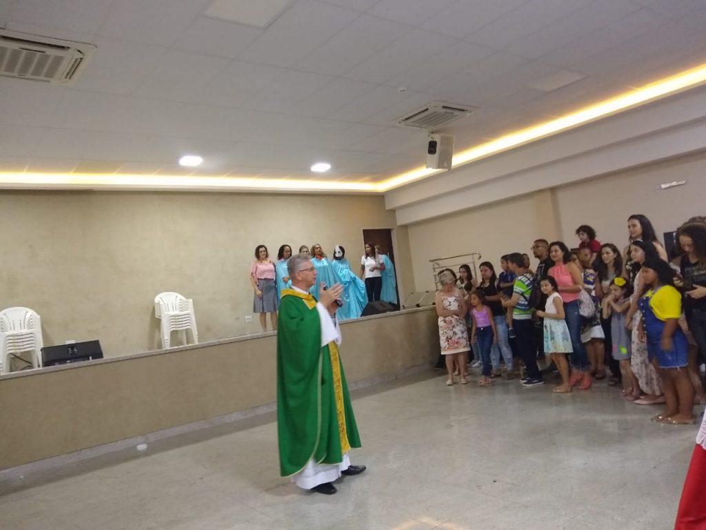 Exposição Bíblica Celebra o Mês da Bíblia