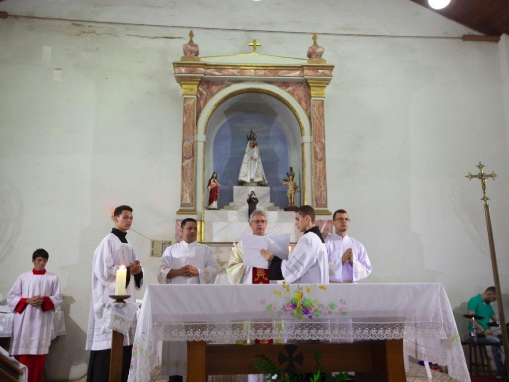 1º Missa Jubilar 70 Anos