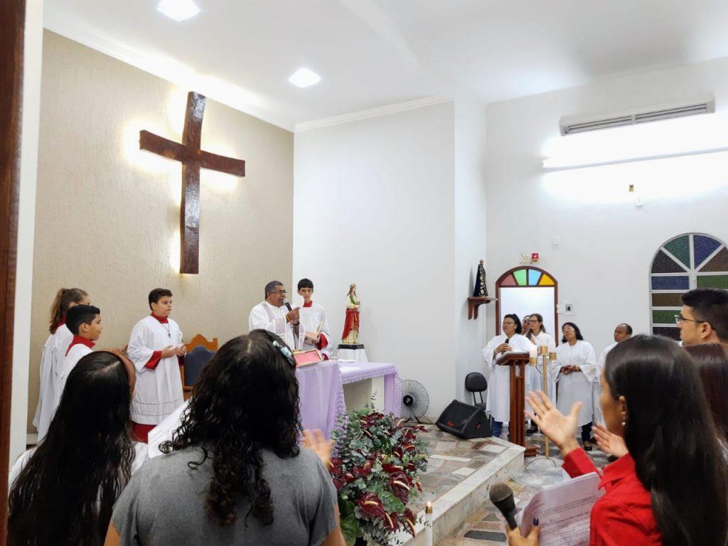 Festa da Padroeira da Comunidade Santa Luzia