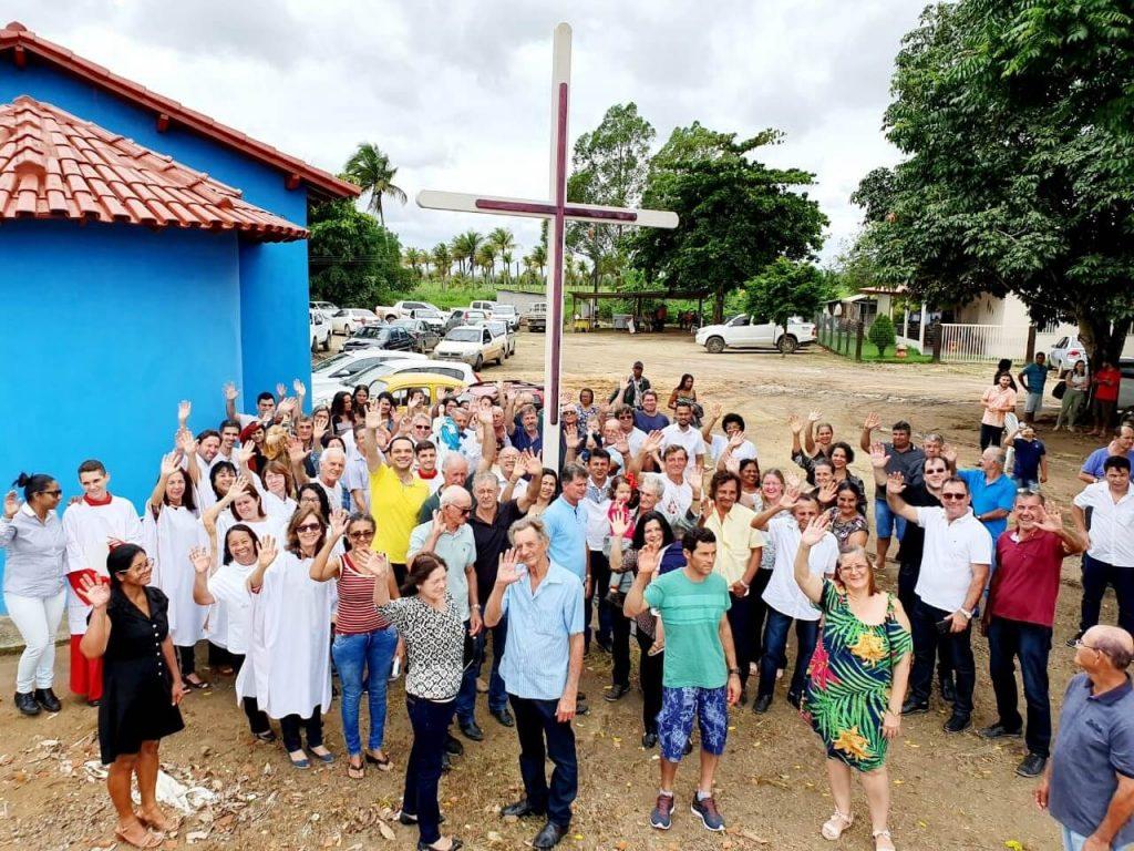 Festa da Padroeira da Capela Nossa Senhora da Conceição
