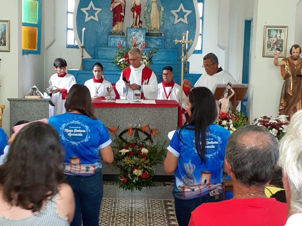 Festa do Padroeiro na Comunidade de São Sebastião