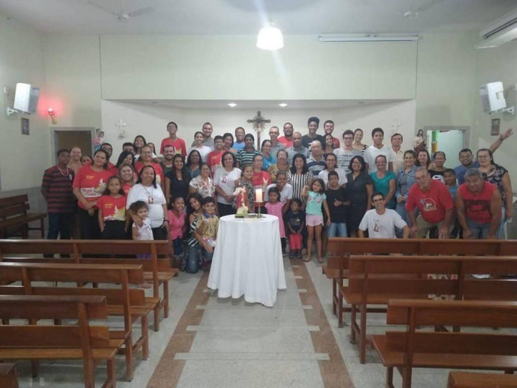 1ª Assembleia Comunitária da Comunidade Bom Pastor