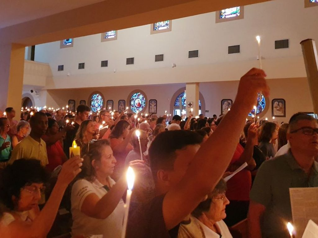 Missa Solene na Abertura do Ano Pastoral